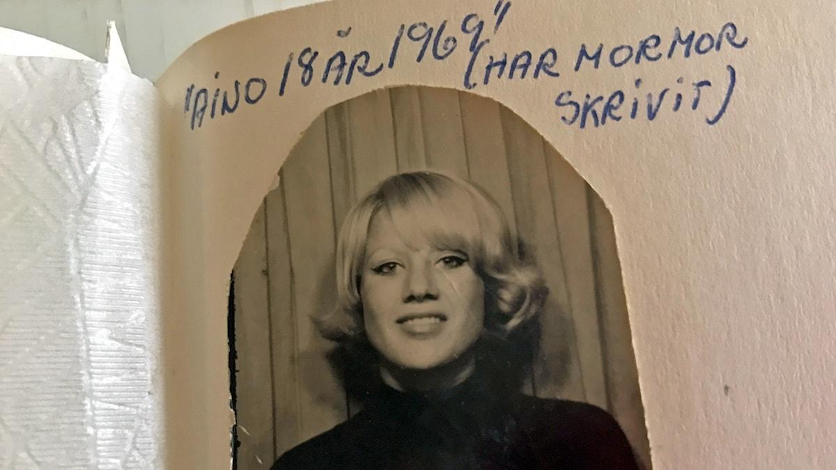 Eva Britt 18 år