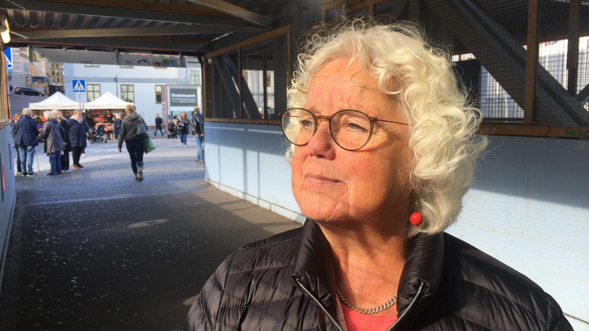 Ensamheten efter 70:Pensioneringen kom som en chock