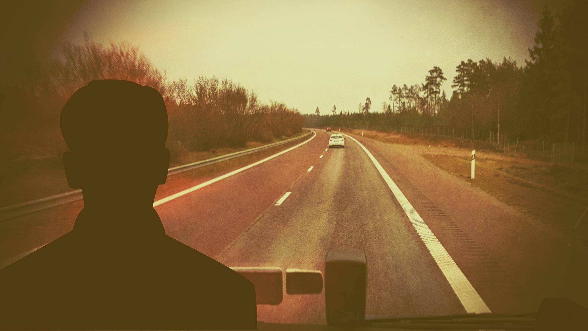 Del 1,Arbetsmarknadens skuggsidor:Svartjobb på vägarna