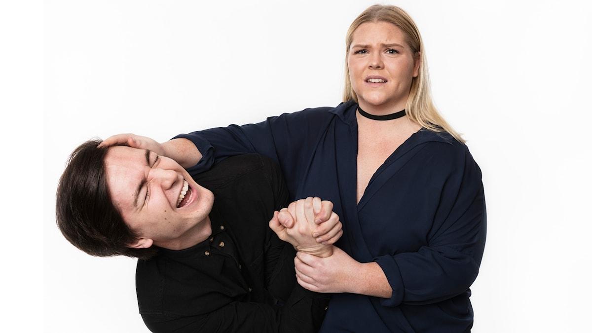 Johanna och Torbjörn