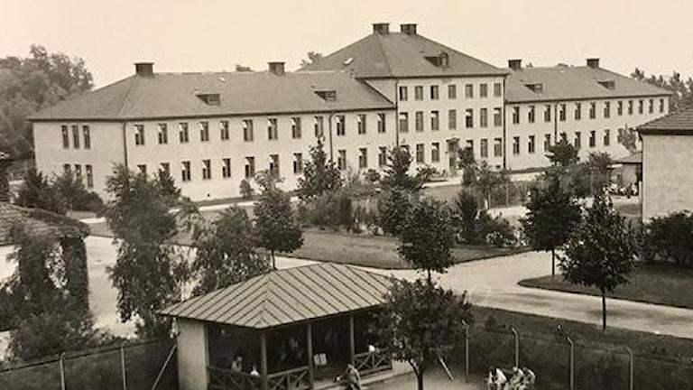 Vipeholmsanstalten i Lund,