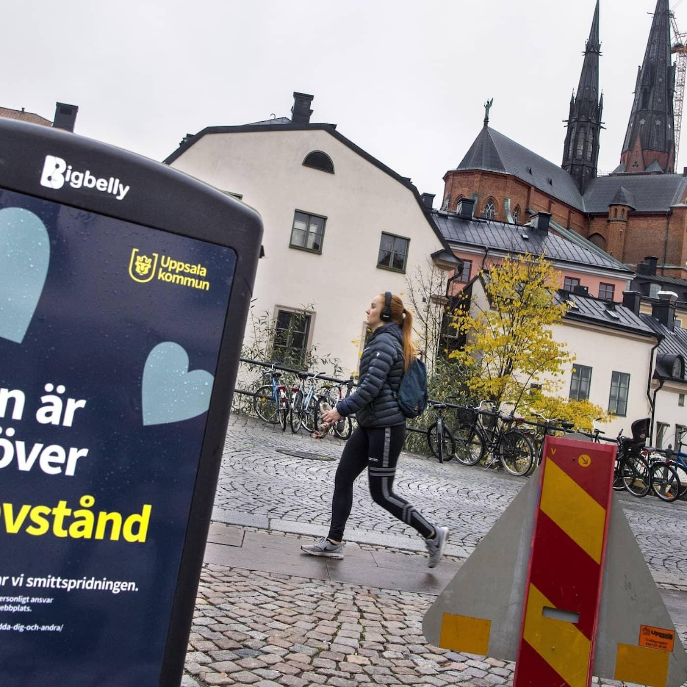 Vem tar ansvar för Sverige i kris?