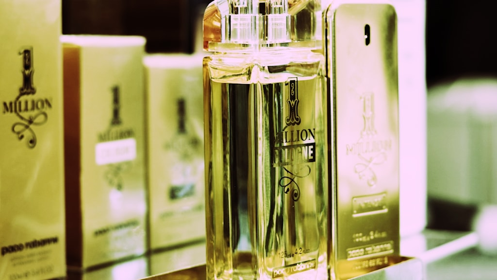 Dyra parfymer.