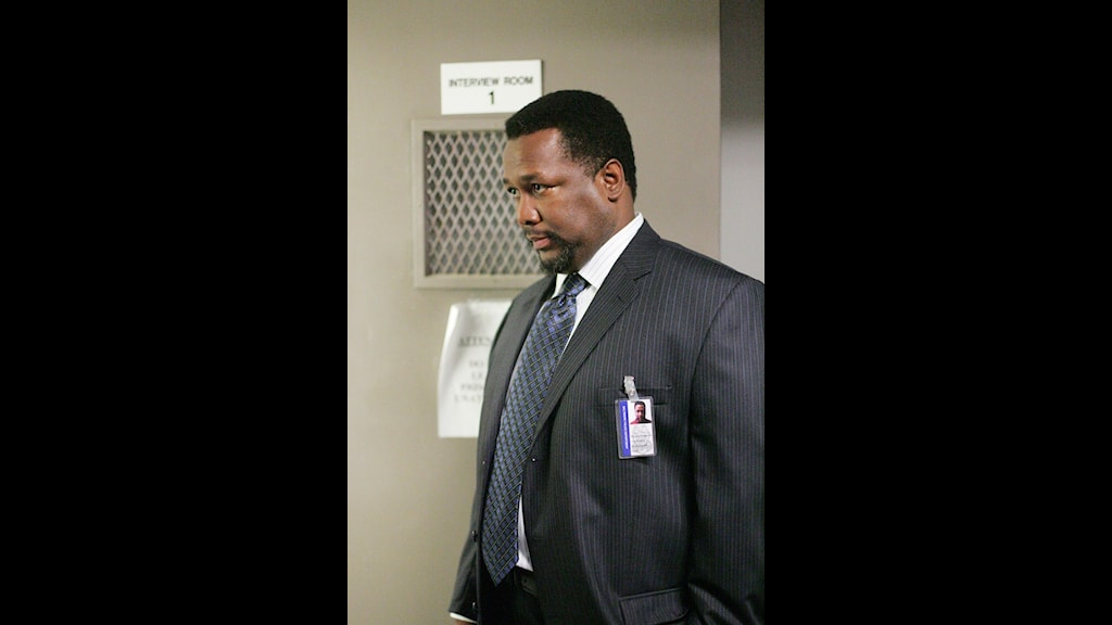 Bunk i The Wire
