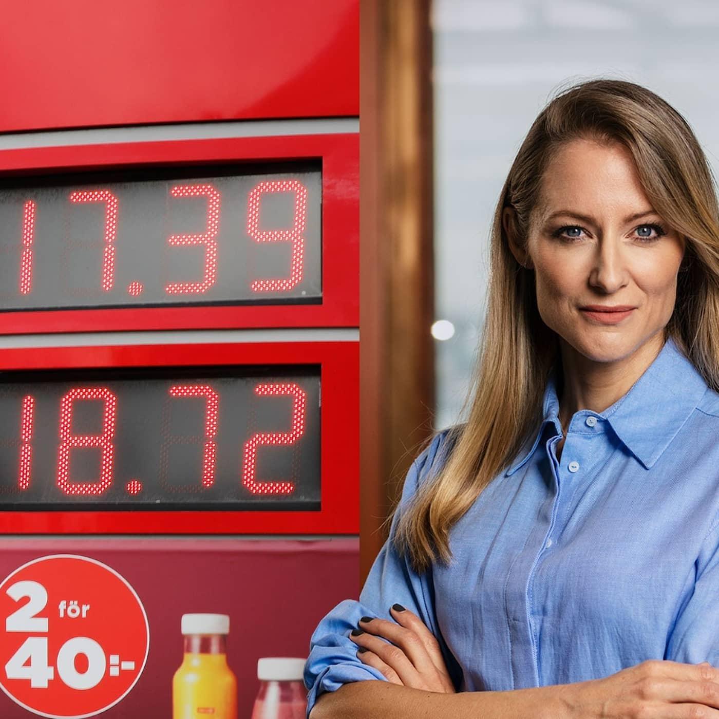 Spelet bakom de höga bensinpriserna
