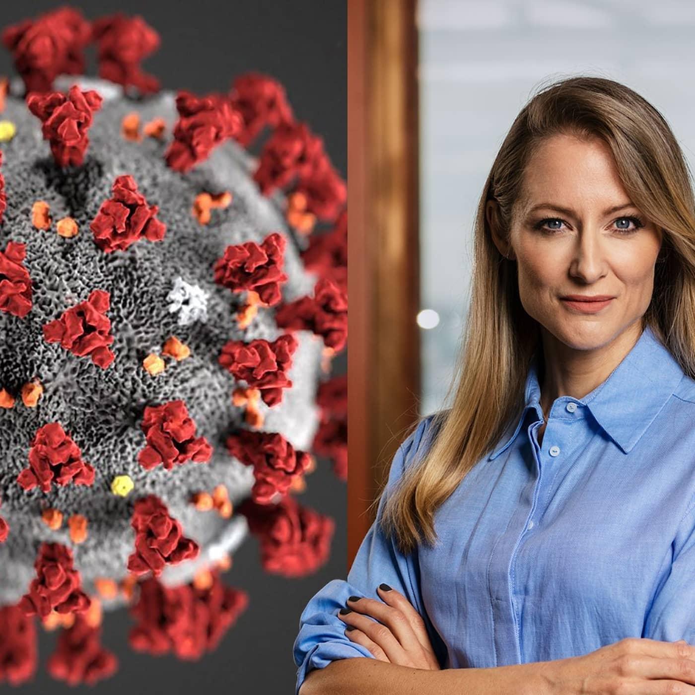 AI-bolag upptäckte coronaviruset – före varningarna