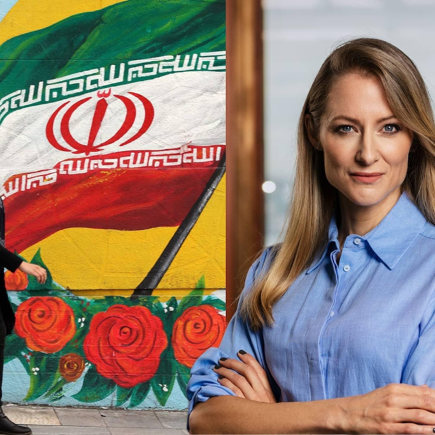 Våt sanktionsfilt över den iranska it-boomen
