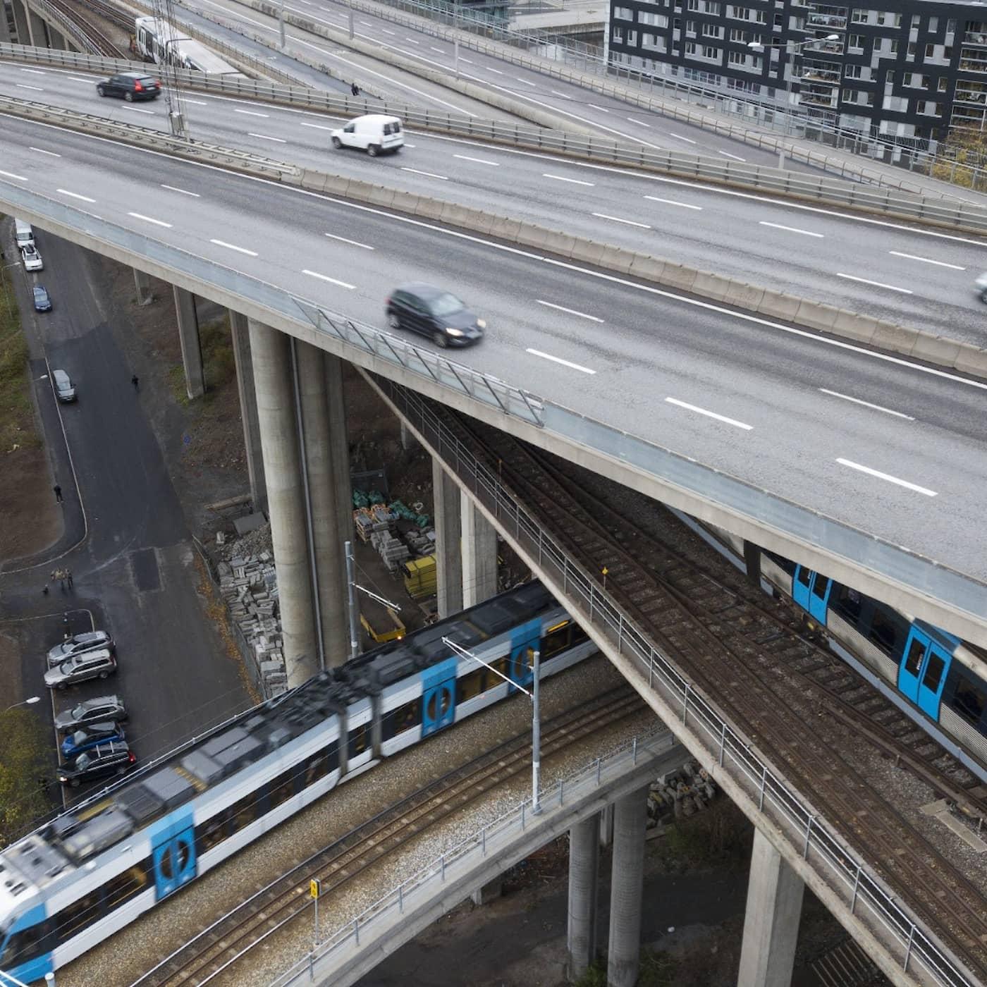 Varför vill Kina bygga tunnlar i Nacka?