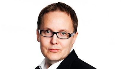 Pär Ivarsson. Foto. Mattias Ahlm/Sveriges Radio.