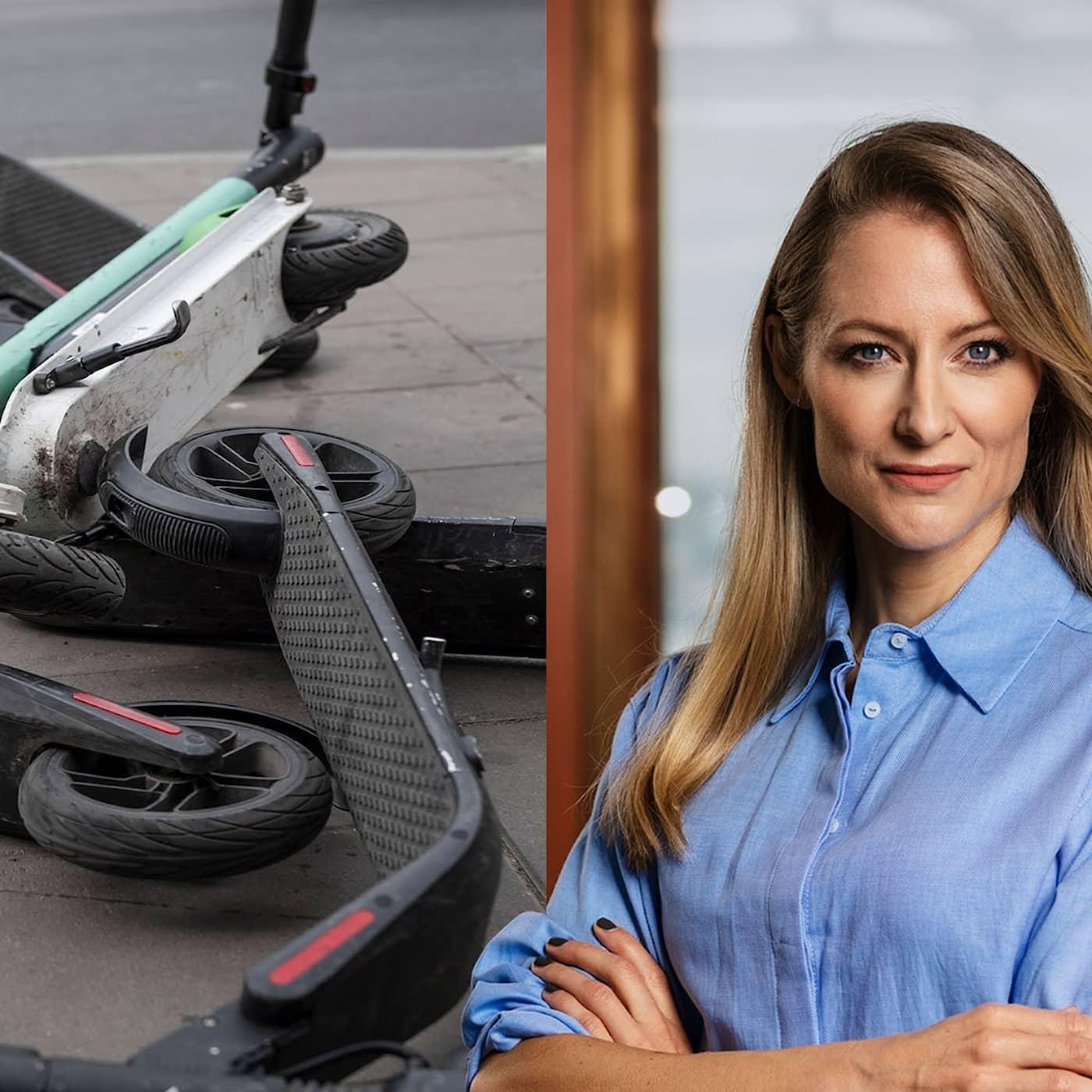 Miljardrullningen, elsparkcyklarna och kampen om våra gator