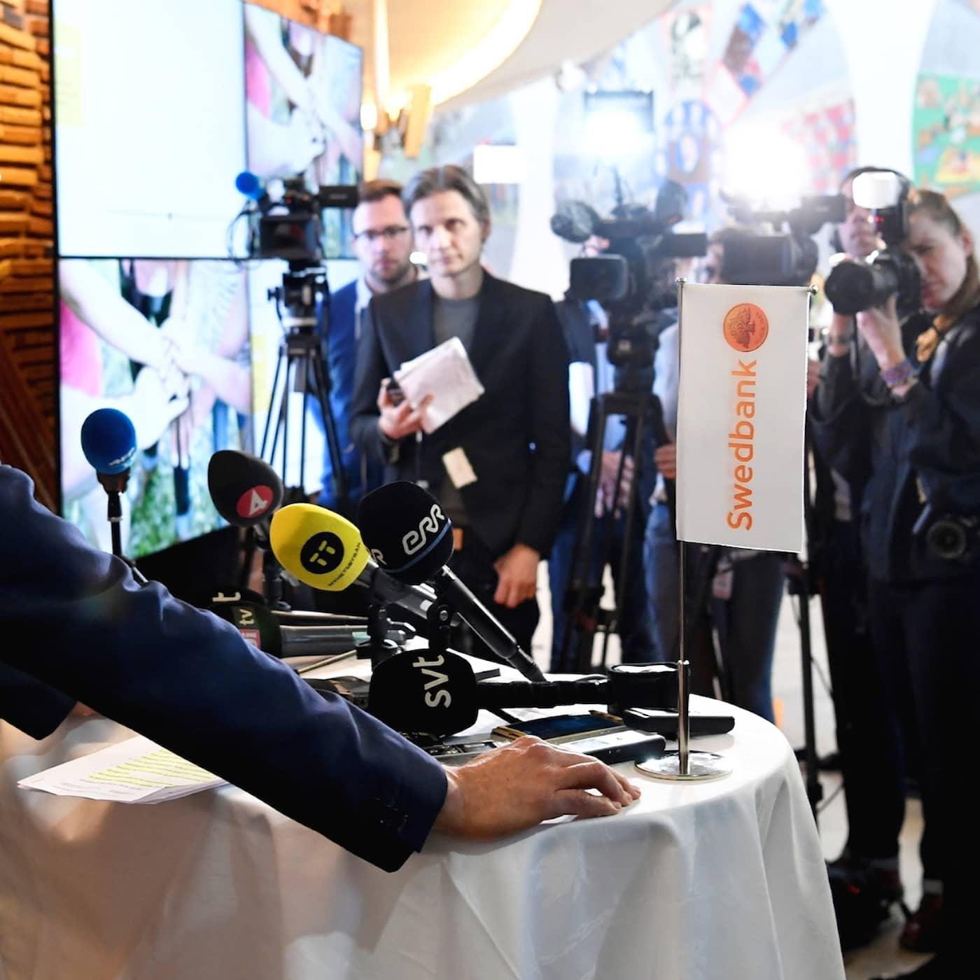 "Krisen i Swedbank– ""Kanske största haveriet i svensk finanshistoria"""