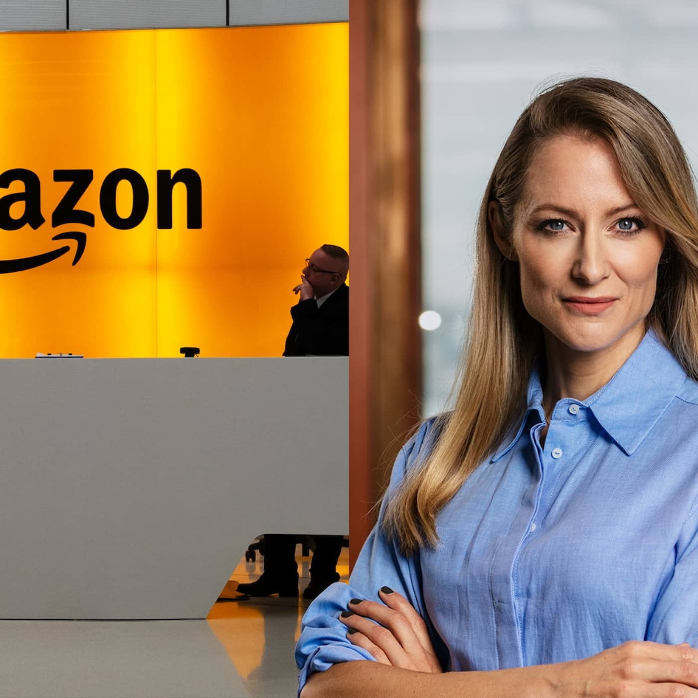 Amazon - från garageföretag till massövervakning