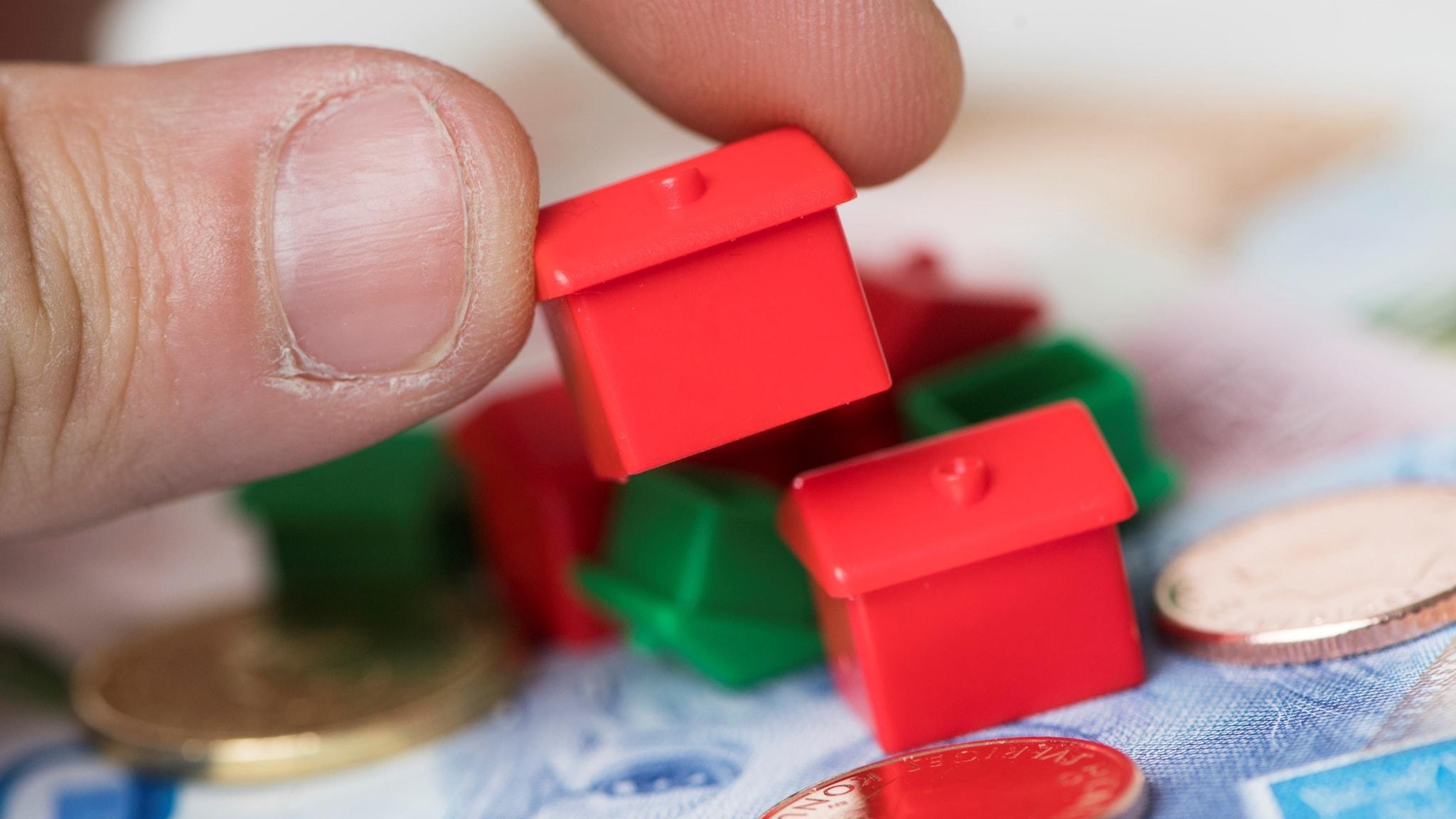 Bankbytares kalldusch: Kan drabbas av amorteringskravet - och här finns pengarna och makten