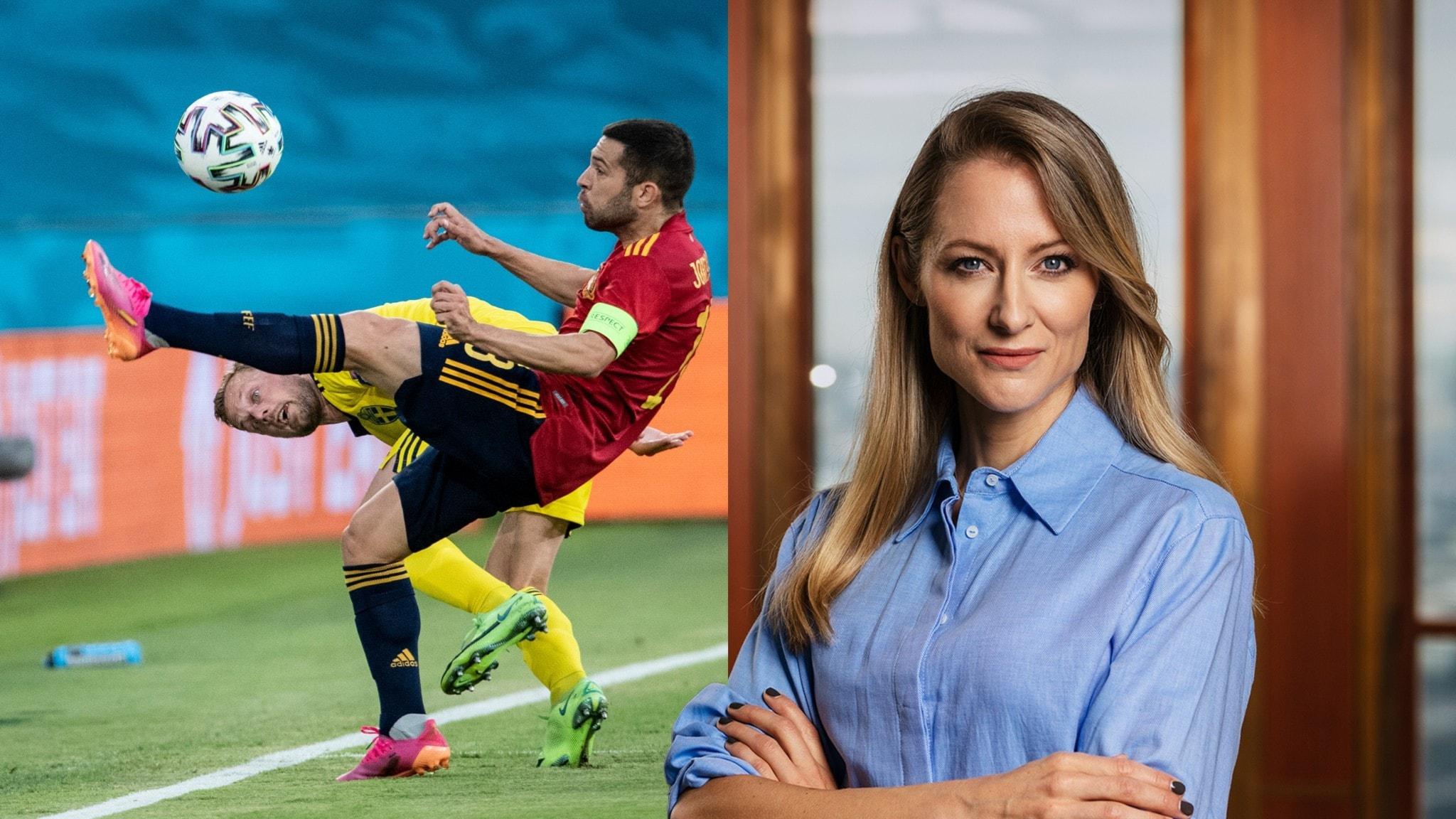 Fotbolls-EM ger stora reklamintäkter
