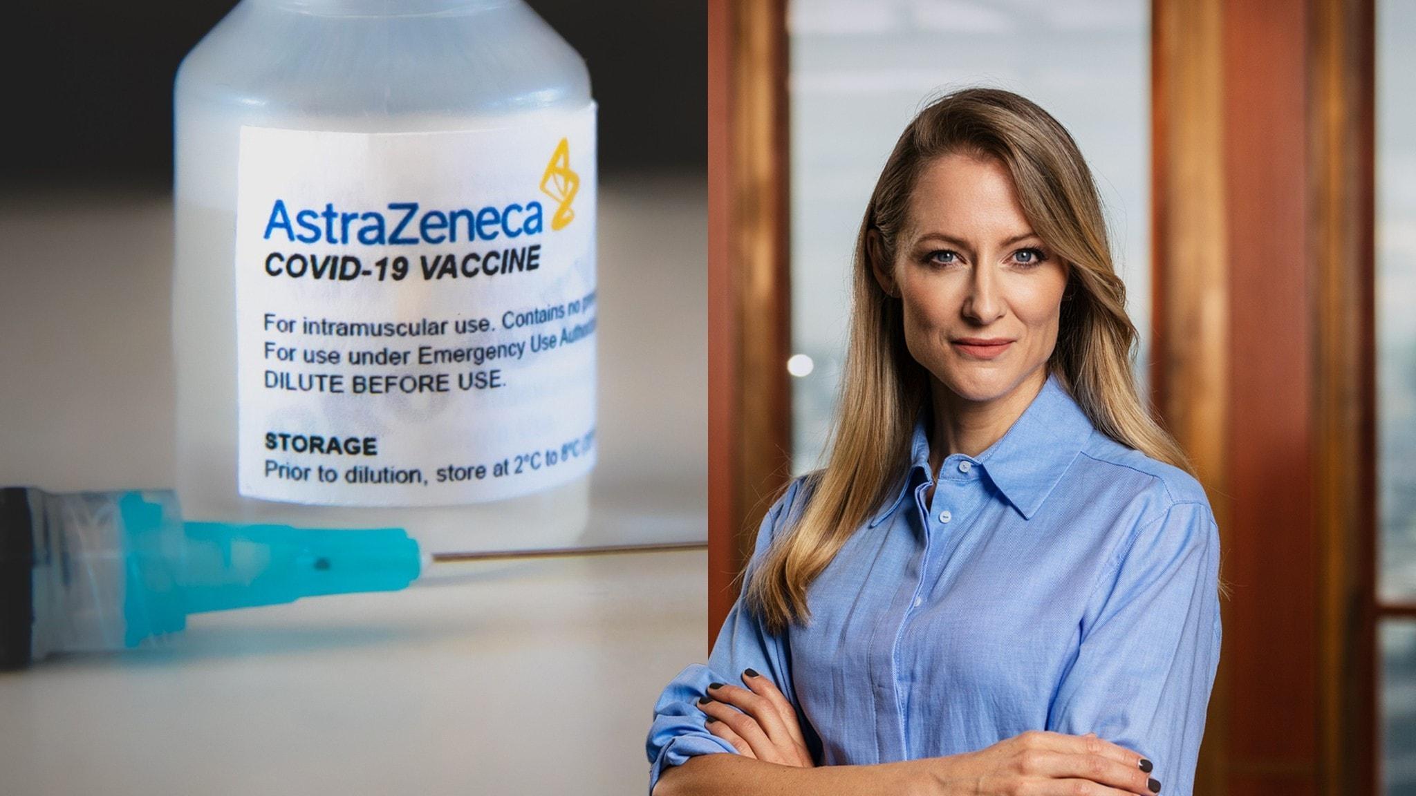 Astra Zeneca är en av många som på kort tid lyckats framställa vaccin.