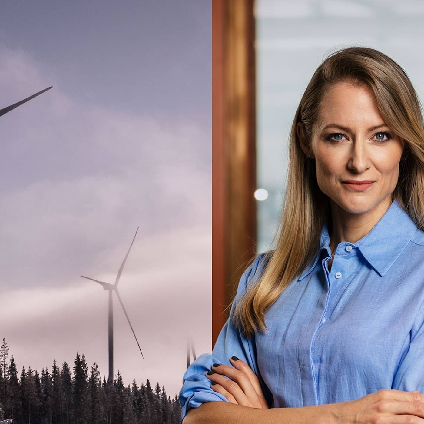 Kinesiska pengar strömmar in i svensk vindkraft