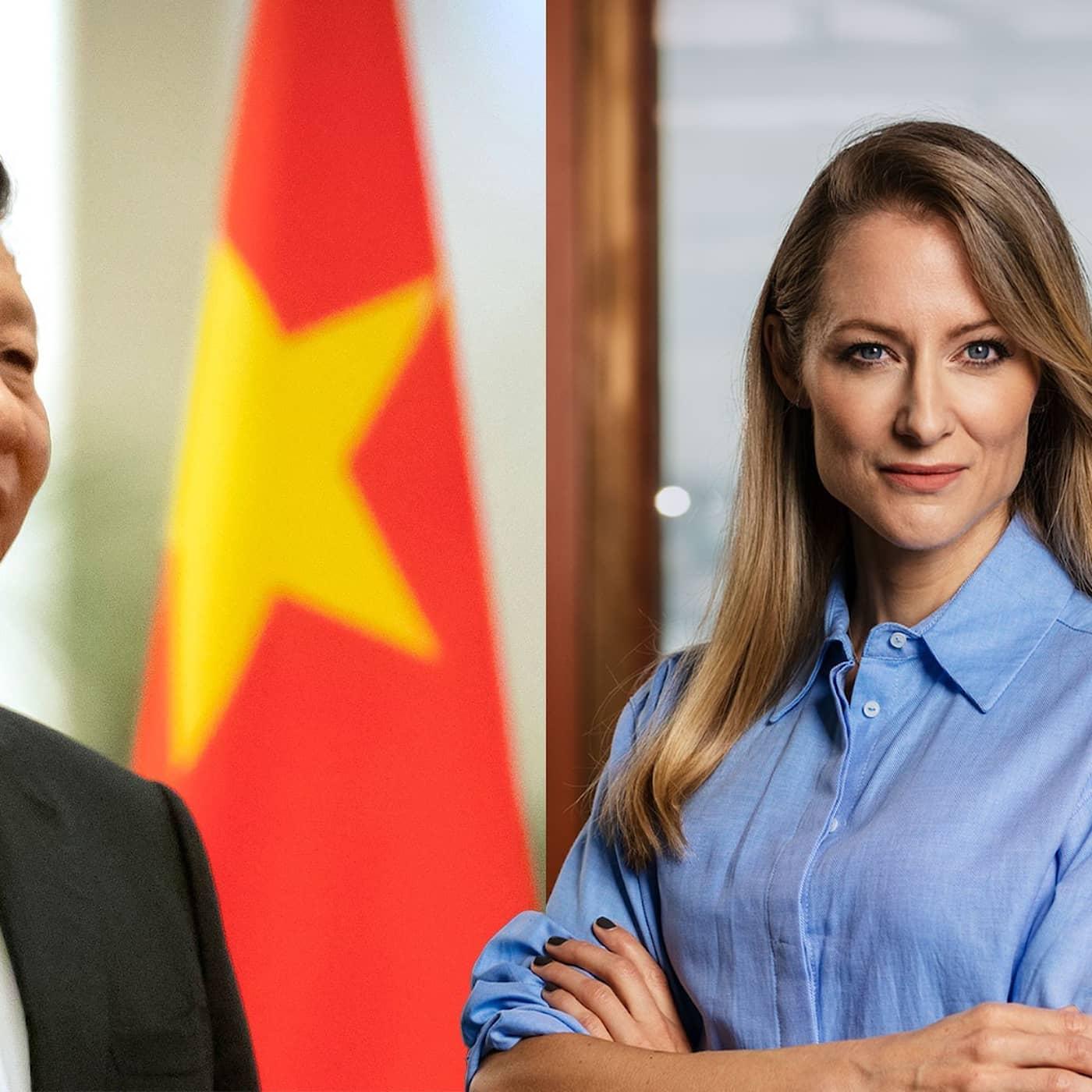 Väst stänger ner – tar Kina över ledartröjan?