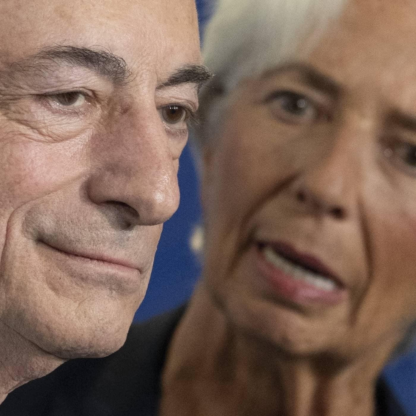 Stora skor att fylla för Christine Lagarde