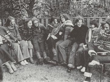 Gruppen Röda Bönor. Foto: LastFM