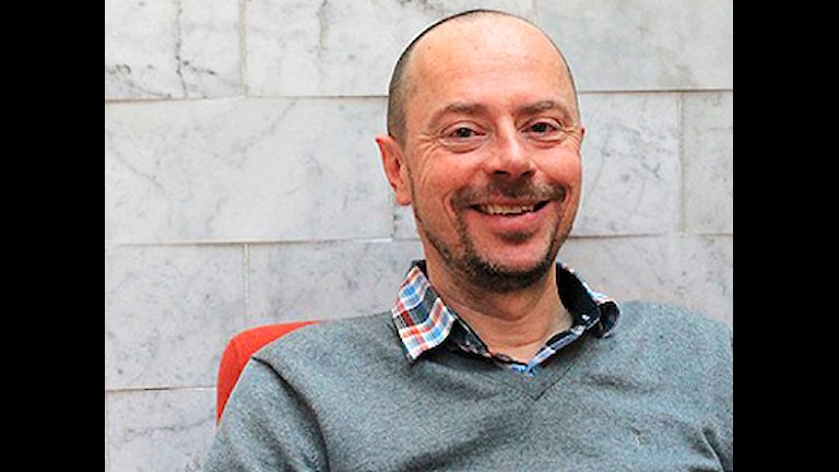 Ulf Kvensler. Foto: Björn Jansson/Sverigs Radio.