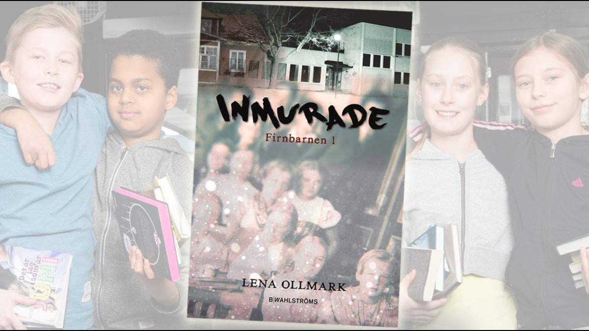 Bok 2: Firnbarnen – Inmurade av Lena Ollmark. Nominerad till Barnens Romanpris 2015.