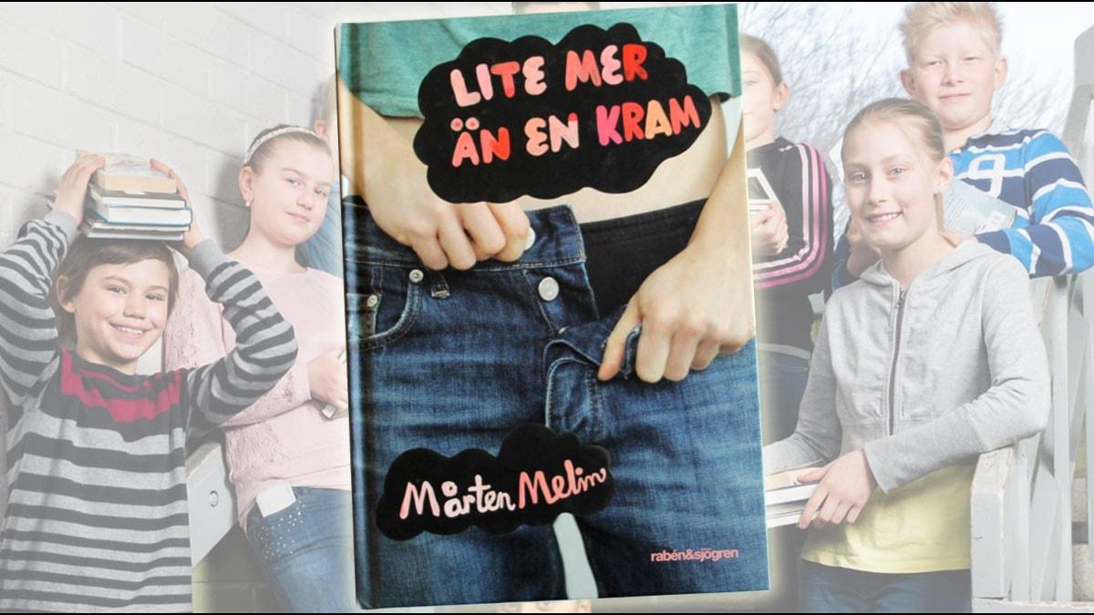 Bok 5: Lite mer än en kram av Mårten Melin. Nominerad till Barnens Romanpris 2015.