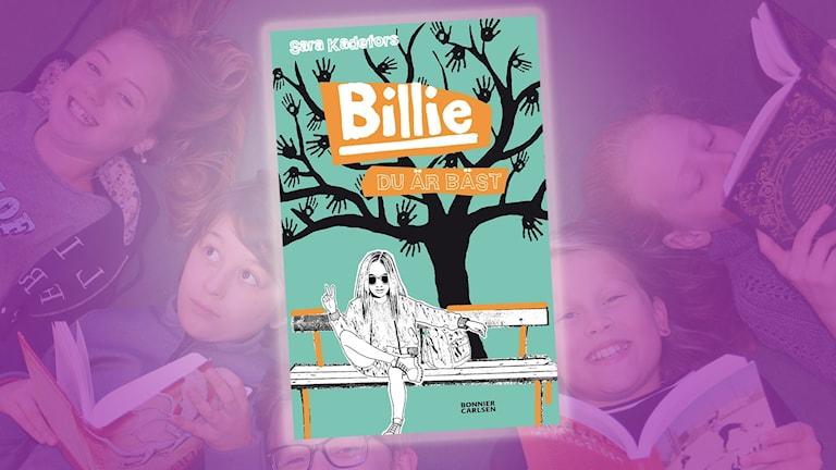 Bok 4: Billie du är bäst av Sara Kadefors.