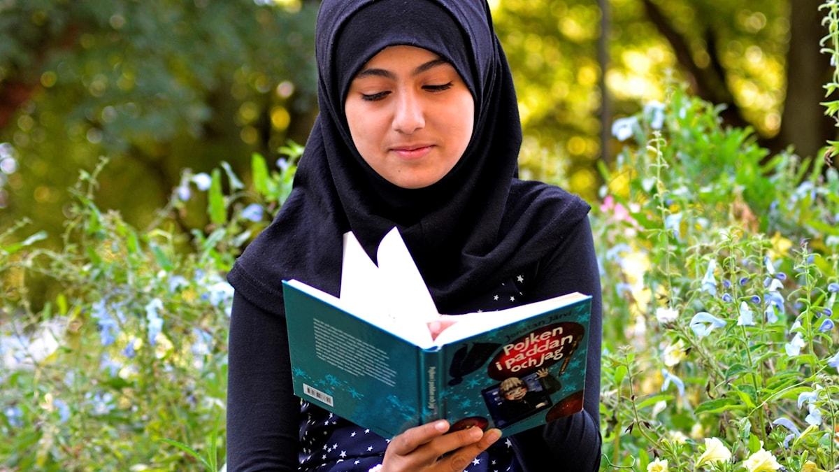 Barnradions bokpris: Fatme Ibrahim läser Pojken i paddan och jag