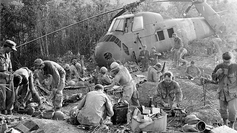 Vietnamkriget.