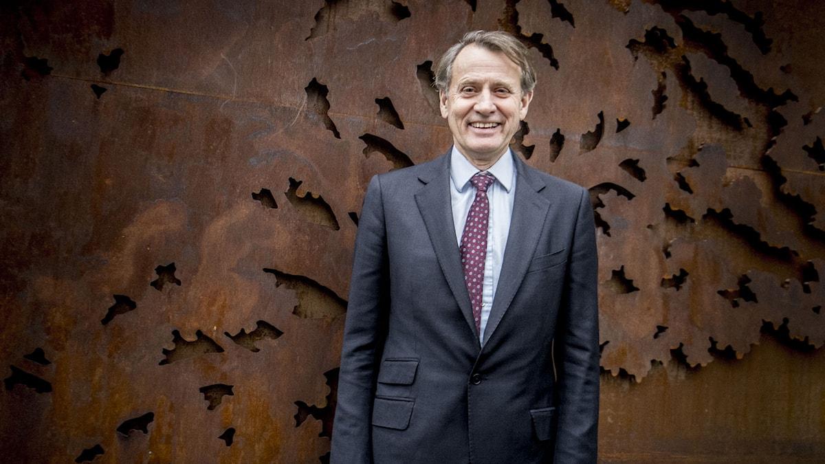 Anders Sundström, styrelseordförande i Swedbank.Foto: Magnus Hjalmarson Neideman / TT