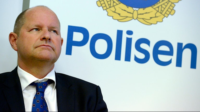 Dan Eliasson. Foto: Janerik Henriksson / TT