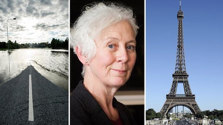 Klimatmötet i Paris. Foto: TT/ Sveriges Radio