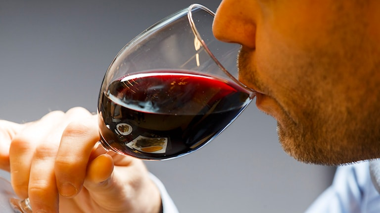 Rödvin, vin, vinprovning, smaka, smak