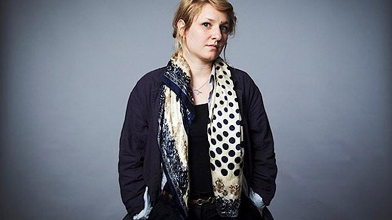 Andrea Tarrodi. Foto: Mattias Ahlm/Sveriges Radio