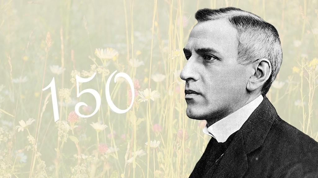 Bild: Wilhelm Stenhammar fyller 150.