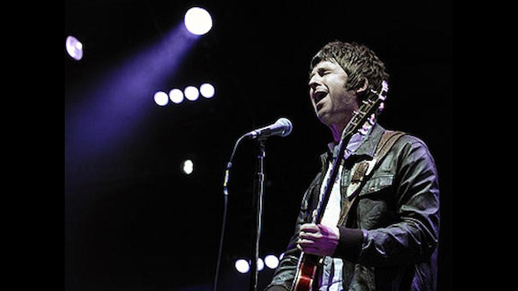 Noel Gallagher från Oasis