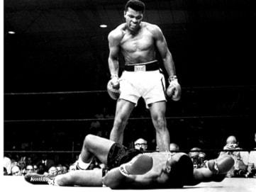 Muhammed Ali. Foto: UPI/Scanpix