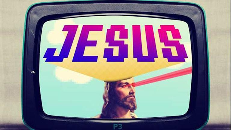 Veckans Boss #56 är Jesus Kristus. Grafik: Sebastian Andersson