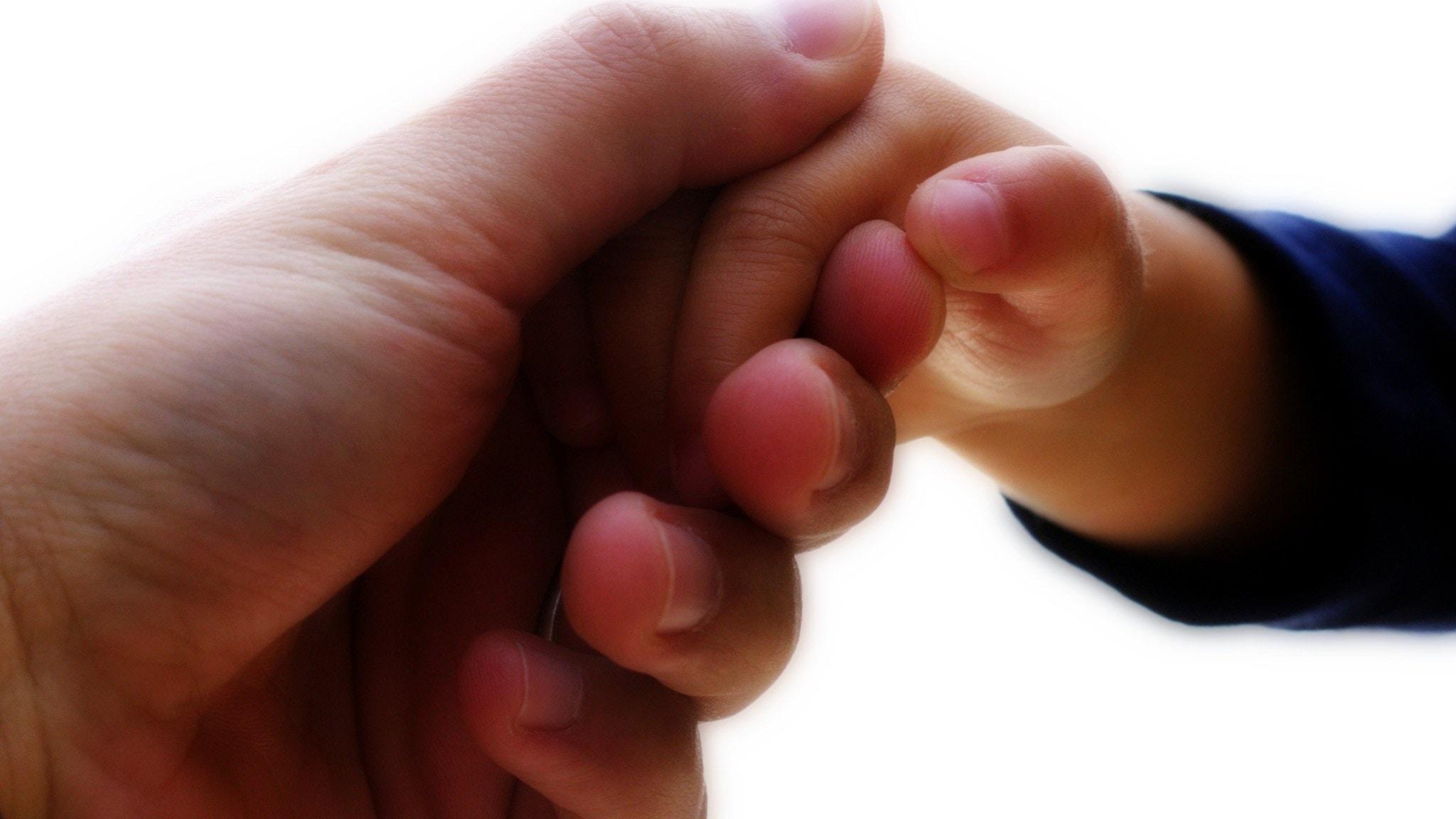 hålla handen. Foto: Jonathan Cohen/flickr