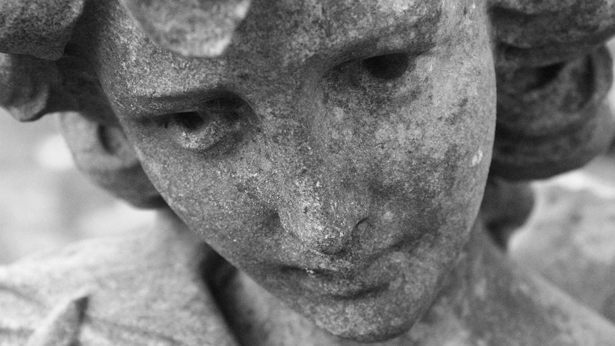 Statyflicka. Foto: Tempus Volat/Flickr
