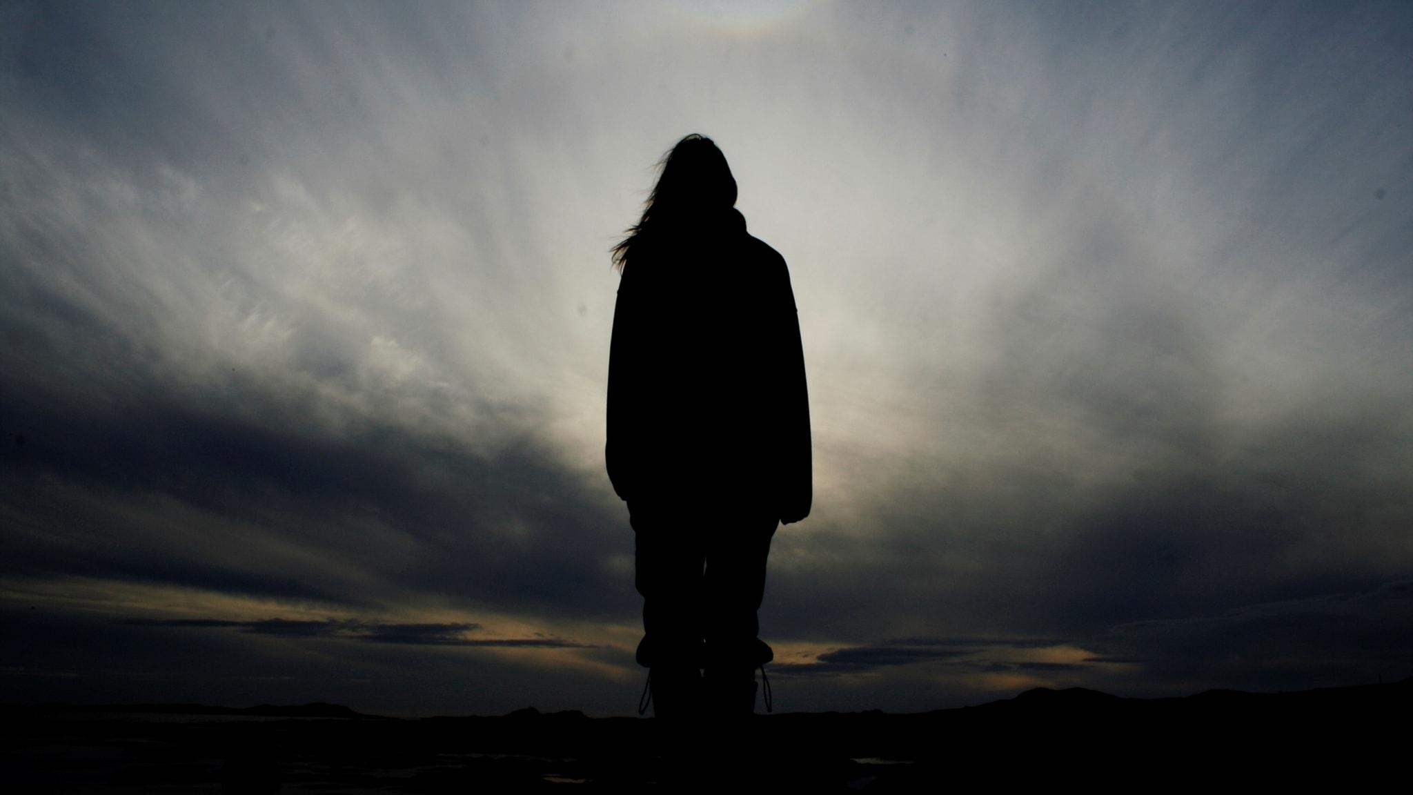 Jag kanner mig ofta ensammast i varlden
