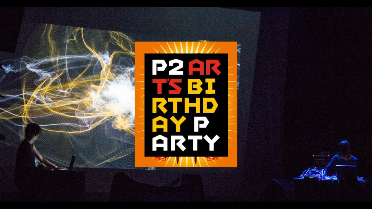 P2 Art's Birthday Party