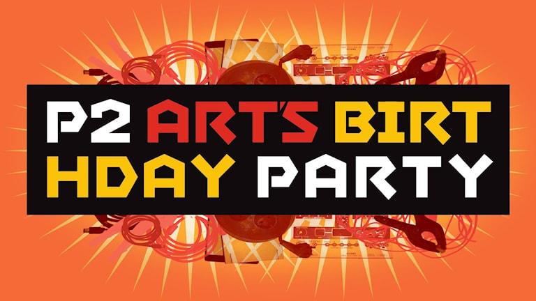 Art's birthday programbild