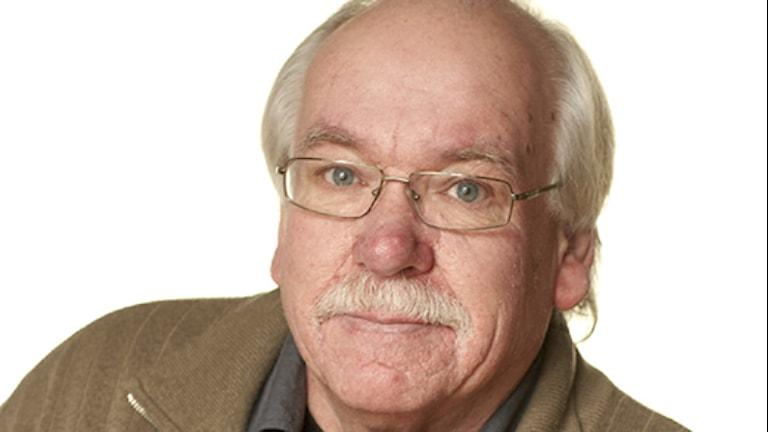 Bosse Klaar, sportchef. Foto: Sveriges Radio