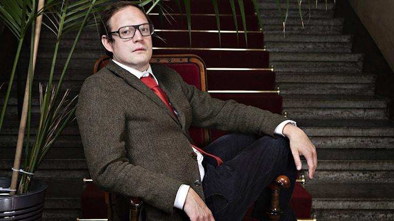 Jonatan Unge. Foto: Julia Lindemalm.