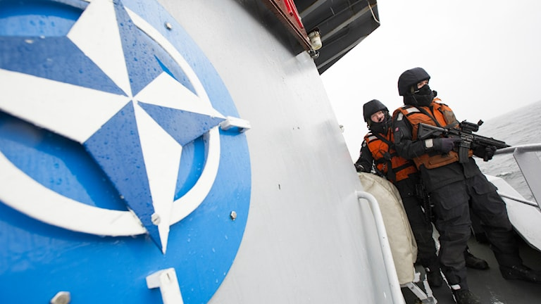 Nato. Foto: Gero Breloer/TT