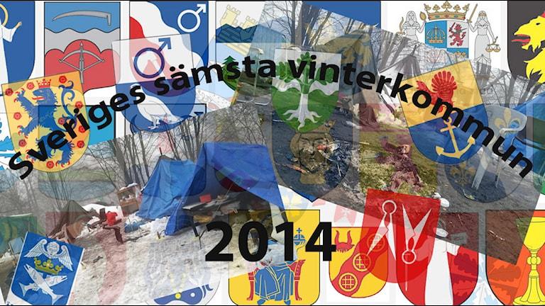 Kommunloggor och tältläger