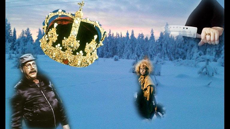 Några av alla ingredienser i sagan om makten över Norrbotten.