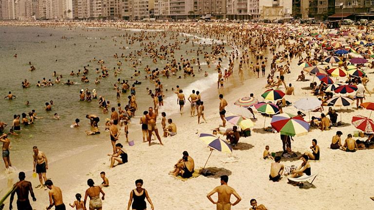 Copacabana under det tidiga 60-talet
