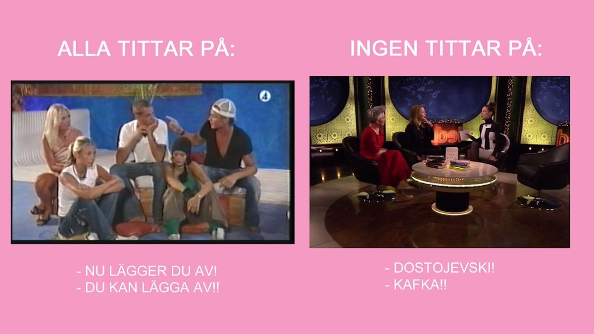 Foto: TV4 / Youtube / SVTPlay